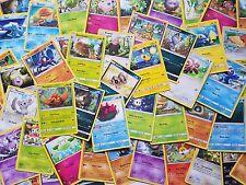 100 Pokemon Cards - Commons, Uncommons, Rares Bulk Lot