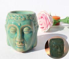 Essential Oil Burner Warmer Tea Light Holder Aromatherapy Buddha Shakyamuni