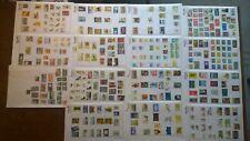 IRELAND Eire. 15 album sheets FU on paper