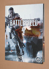 Battlefield 4 Collector's Edition Guide Book Livre Housse dure English