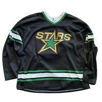 Minnesota North Stars Vintage 90s CCM Sewn NHL Hockey Jersey Mens RARE