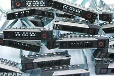 """20x 2,5"""" pezzi SAS SATA PowerEdge r640 r740 r940 HD-Caddy Tray 0dxd9h dxd9h"""