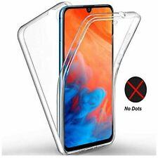 Para Samsung A10 A20 A40 A50 A70 A11 A21S A31 A41 A51 A71 A01 delantero y trasero caso