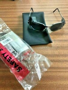 JSP ASA290-026-100 2102 SAFETY STEALTH SPECTACLES COMPLETE WITH CASE