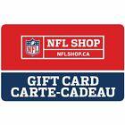 NFL Shop Canada Gift Card - $50