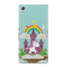 Unicorn Rainbow Matte Mobile Phone
