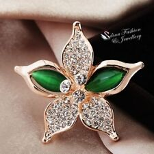 Cubic Zirconia Rose Gold Filled Opal Fashion Jewellery