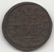 More details for 1603 spain philippe iii 2 maravedis | coins | copper | european | pennies2pounds