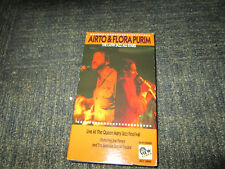 Airto and Flora Purim The Latin Jazz All Stars Live at The Queen Mary Vhs