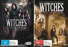 Witches Of East End Seasons 1 & 2 : NEW DVD