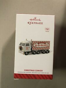 Christmas Convoy - 2014 Hallmark Ornament