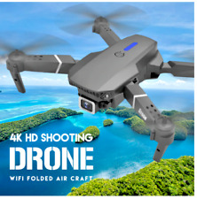 New Drone 4k E525 HD Dual Camera Wide-Angle WIFI Visual Positioning Rc Drone
