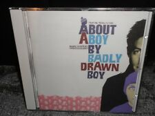 About A Boy Original Soundtrack (CD, 2002) Badly Drawn Boy