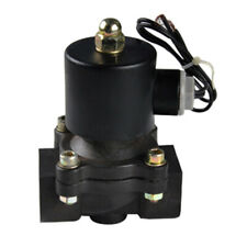 3/4'' Electric Solenoid Valve for Water Air Oil Normally Closed DC12V Hot