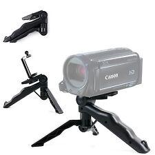 Durable Black Multi-Functional Mini Camcorder Tripod / Monopod for New Canon Vix