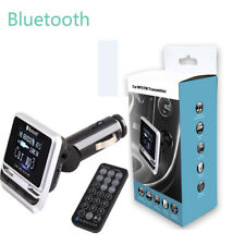 Universal Car Kit Handsfree Wireless Bluetooth FM Transmitter MP3 Player Charger