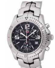 TAG Heuer Men's CT1111.BA0550 Link Chronograph Watch - Jason Bourne Watch