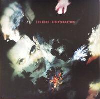 2 LP The Cure Disintegration Fiction Records 532 456-3EU 2016