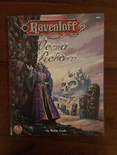 TSR AD&D Ravenloft Module When Black Roses Bloom TSR9582 NM
