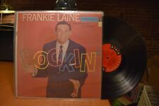 Frankie Laine Paul Weston Rockin' LP Columbia CL 975 Mono