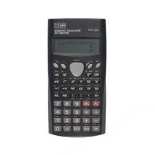 Calcolatrice Scientifica 401 Funzioni con Display due linee Niji Digit
