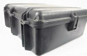 Pelican 1600 Protector Large Water/dust/crushproof Case with Foam - Black