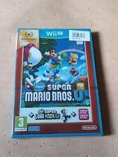 New Super Mario Bros. U + New Super Luigi. U, Juegos Wii U, Nuevo y precintado.