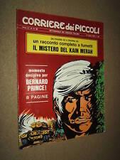 CORRIERE DEI PICCOLI  N. 33  1968