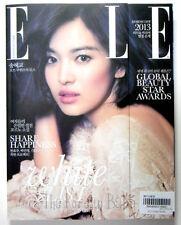 ELLE Korea - January 2013 edition Song Hye Gyo