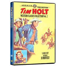 Tim Holt Western Classics Collection Vol. 2 (5 DVD Set)
