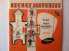 Sidney bechet: souveniers + on parade + ambiance, CD comme NEUF, MINI vinyl replica
