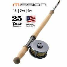 "Mission Two-Handed Spey Rod, 7-Weight 13'0"" - USA Made - Free Shipping"