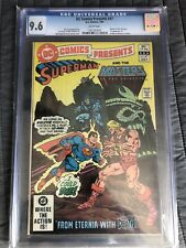 dc comics presents 47 cgc 9.6