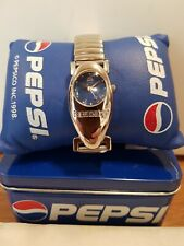 More details for pepsi generation next ladies watch (new battery fitted) boxed vgc