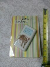 iPod Vintage Cute iJacket Cat Case fits Mini models 4G & 6G Lanyard Retro Cool