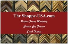 CUSTOM CUT  Wood Picture Frame Mouldings for Mirrors * Free Quotes *