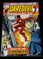 Daredevil #115, FN- 5.5, Hulk 181 ad for 1st Appearance Wolverine; MVS