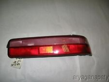 90-91 Acura Integra OEM Right passenger side tail light 2 door ONLY