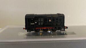Graham Farish Class 08 Diesel Shunter '13029' BR Black Livery N Gauge