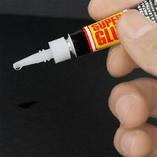 2pcs Useful Super Glue Surface Insensitive Extra Strong Adhesive Fast Instant XJ