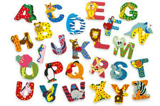 * Buchstaben aus Holz für die Tür e * Tiere * NEU * Zimmer * Buchstabe * A - Z *