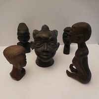 figurines statues sculptures Afrique Malawi 1930-1950 CURIOSITY by PN