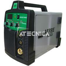 Saldatrice inverter a filo continuo combinata con elettrodo AERRE 205A MIG MMA