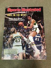 FM1-64 Sports Illustrated Magazine 5-22-1978 SONICS Nuggets Basketball