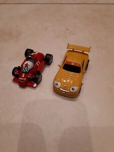 Rory the Racing Car Die Cast vehicles x2
