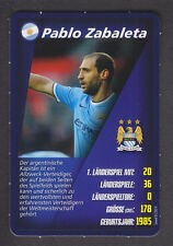 Real - Welt Fussball Stars 2014 - Pablo Zabaleta - Manchester City