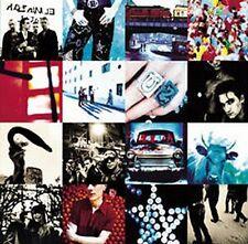 CD de musique rock pop U2