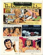 Bible Stories in Pictures #44 Part 2    February 6 1955     The Butler and the B
