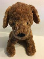"""GUND Eddie Bauer Brown Dog   13"""" Plush Stuffed Animal"""