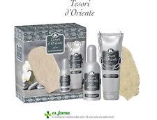 Tesori d'oriente White Musk Set Parfum 100ML+ Crème Douche 250ML + Gant Crin